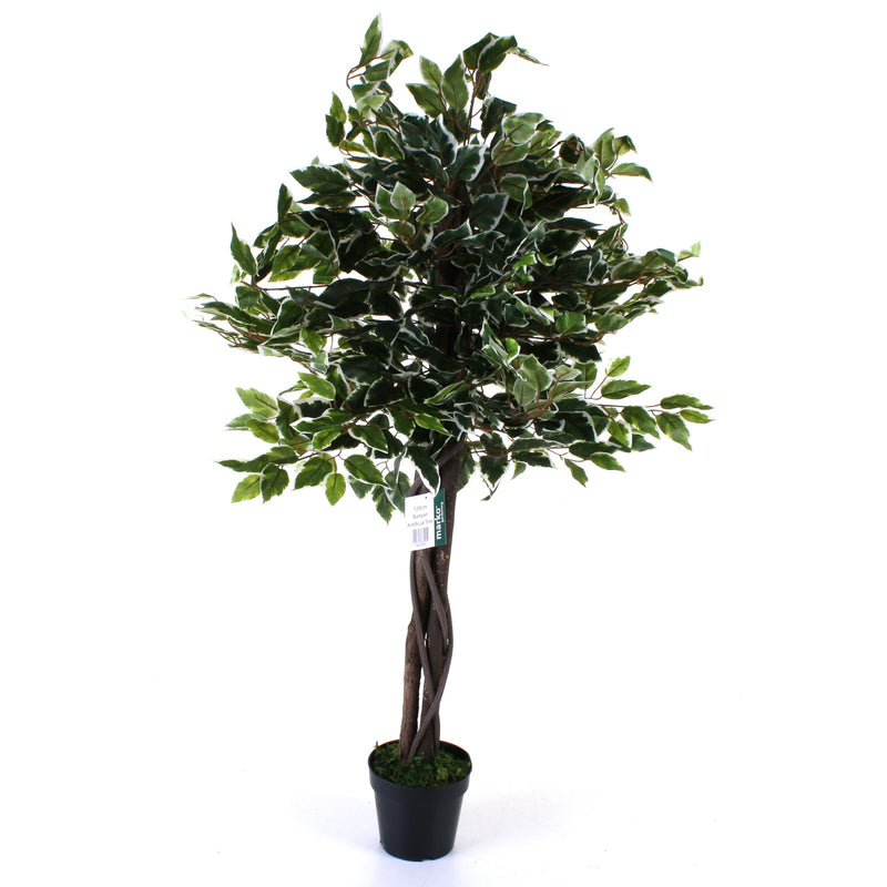 120cm Artificial Banyan Tree