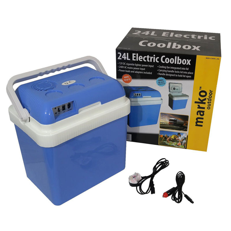 24L Electrical Coolbox