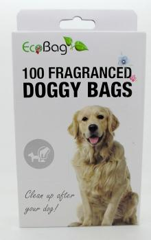 100 SCENTED DOGGY BAGS