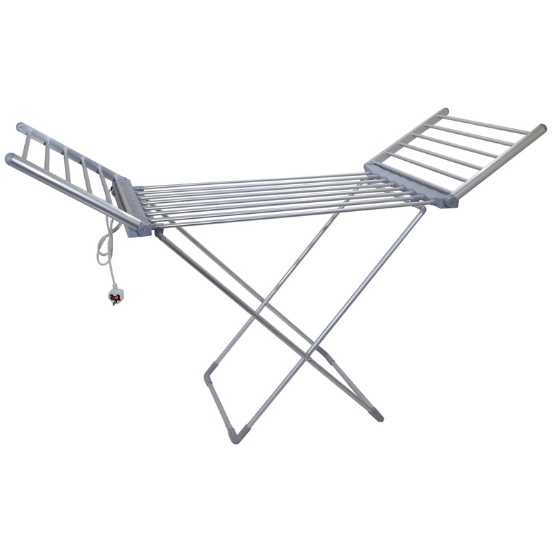 Winged Electric Clothes Airer