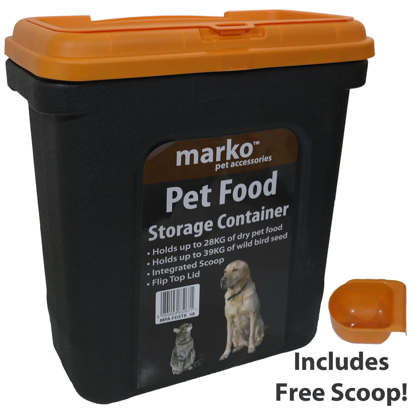 58LB Pet Food Storage Container