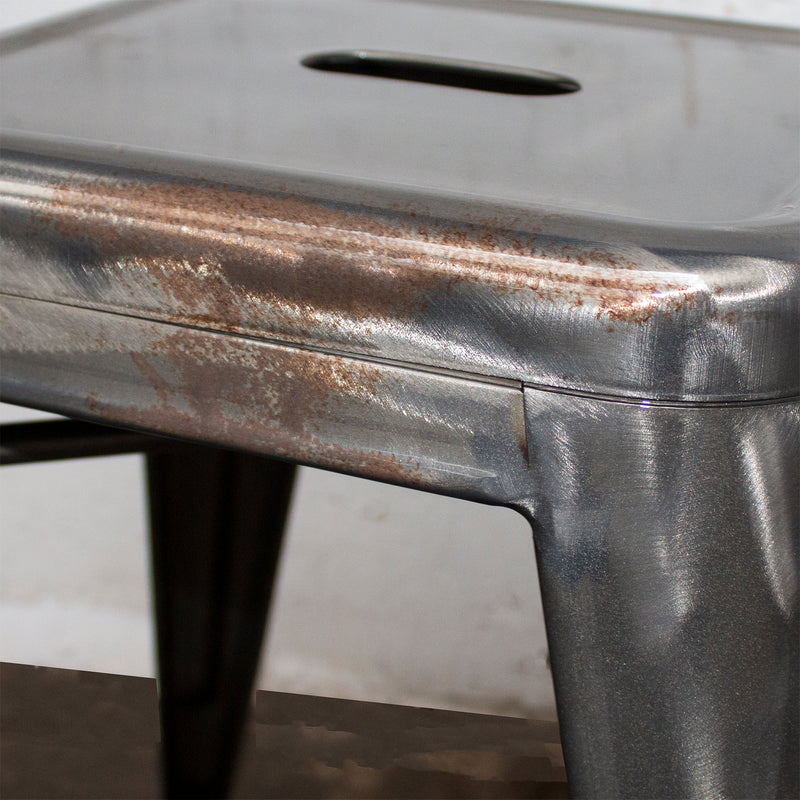 Orvieto Stool - Steel