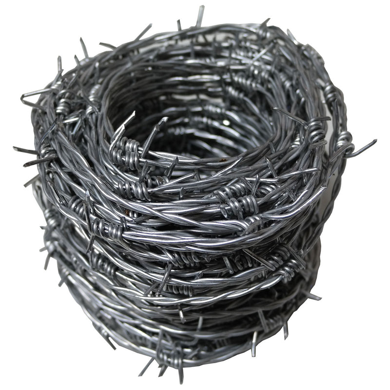 Barbed Wire - 15M x 1.7mm