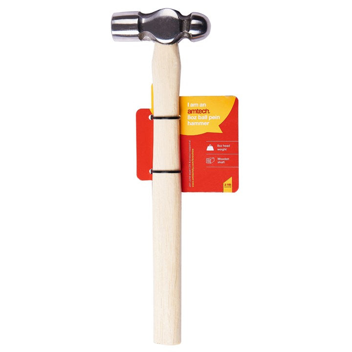 8oz Ball Pein Hammer