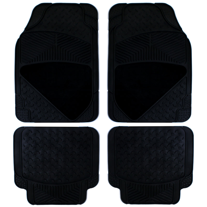 PVC/Carpet Car Mats