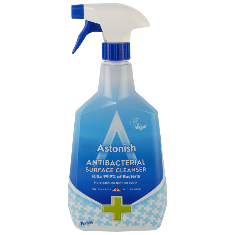 Antibacterial Surface Cleanser 750ml