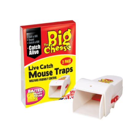 Mouse Trap Live Catch 2pk