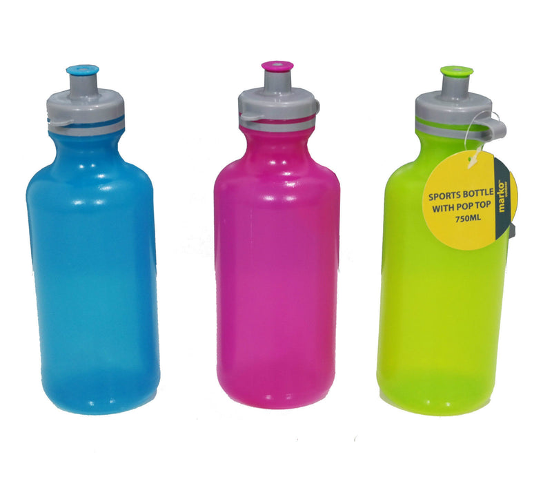 Sport Bottle (random colour) 750ml