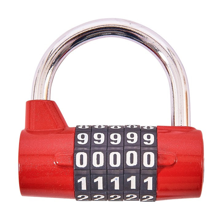5 Digit Combination Padlock