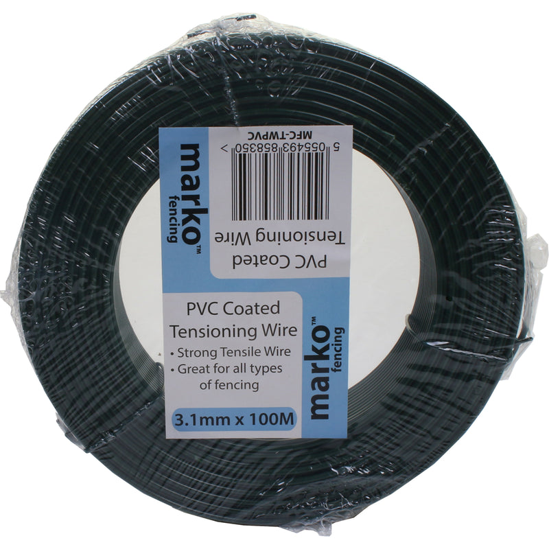 PVC Coated Tensioning Wire