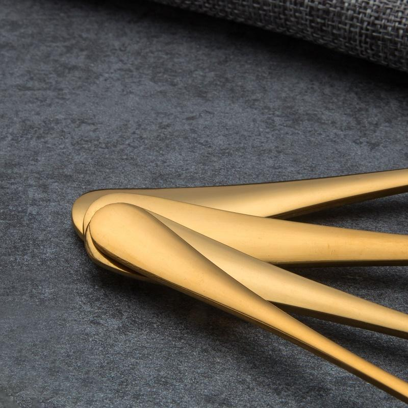 The Essential Silverware Set - Gold