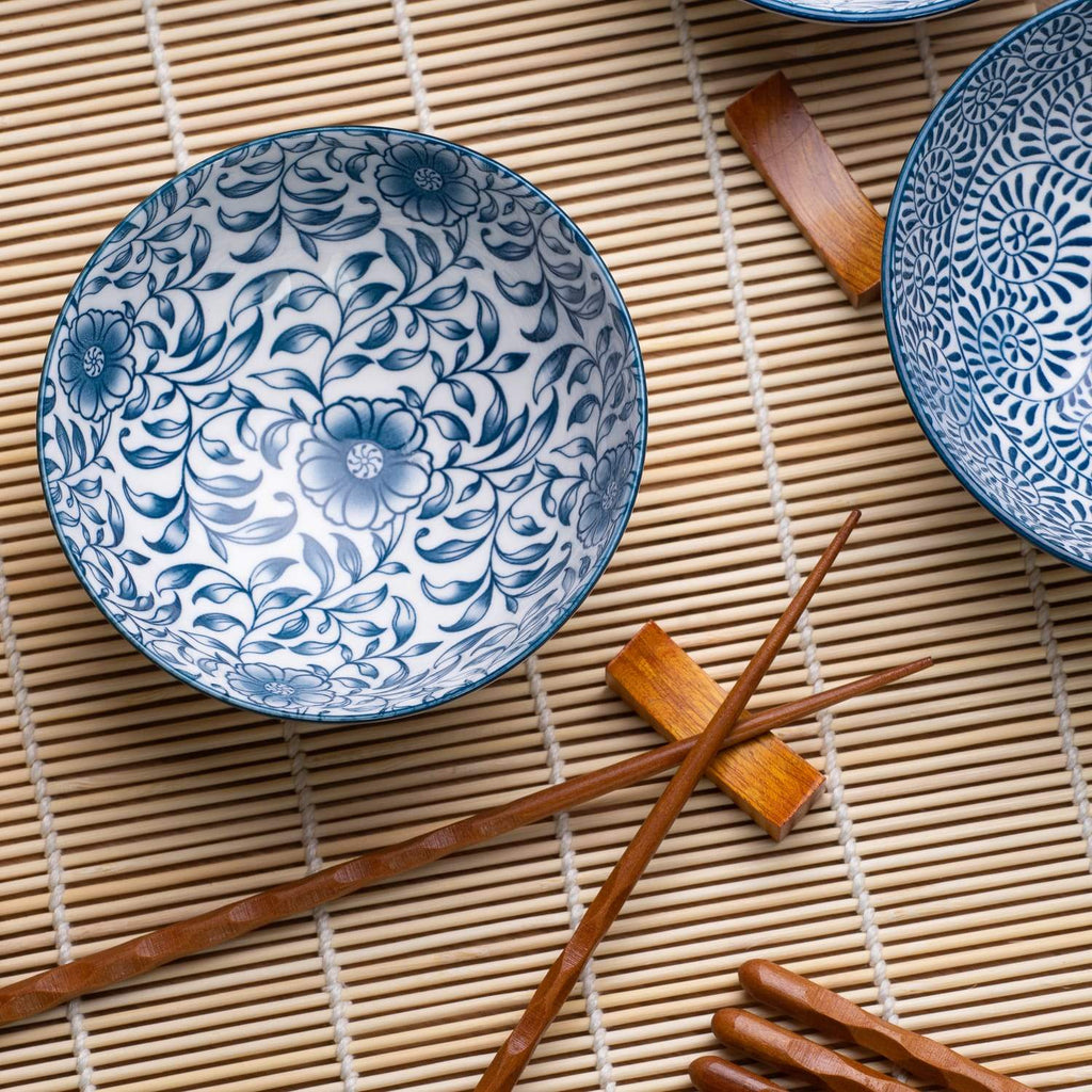 Kokoro™ - Traditional Japanese Dinner Set