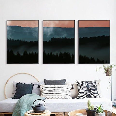 Nordic Canvas - Set #2