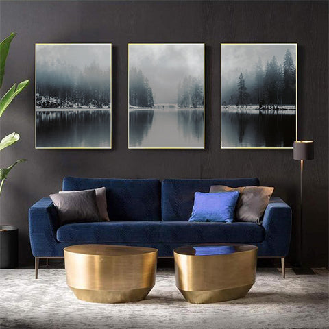Nordic Canvas - Set #3