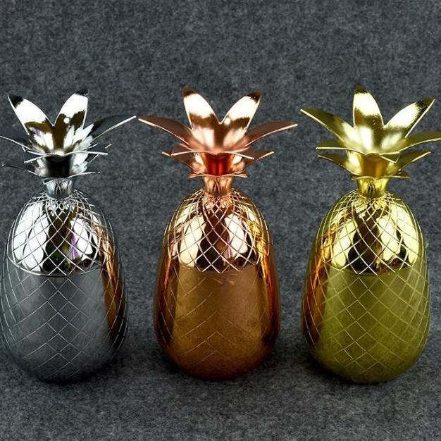 Frisk™ - Pineapple Cocktail Tumblers