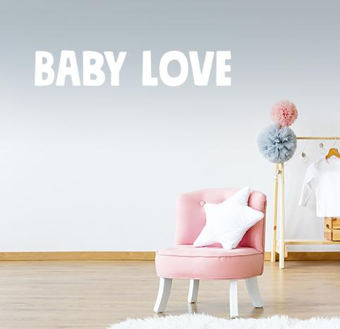 Baby Love: WallScape