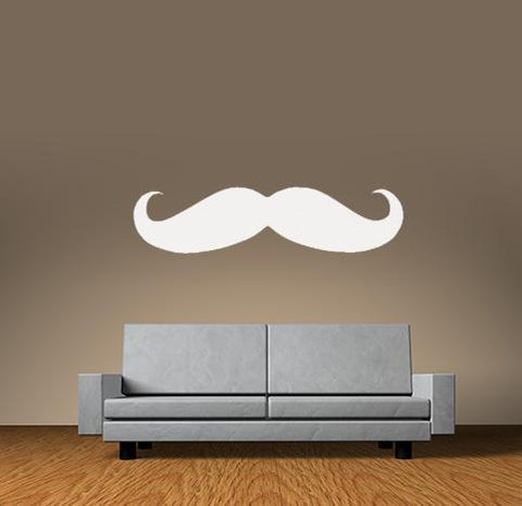 Moustache: WallScape