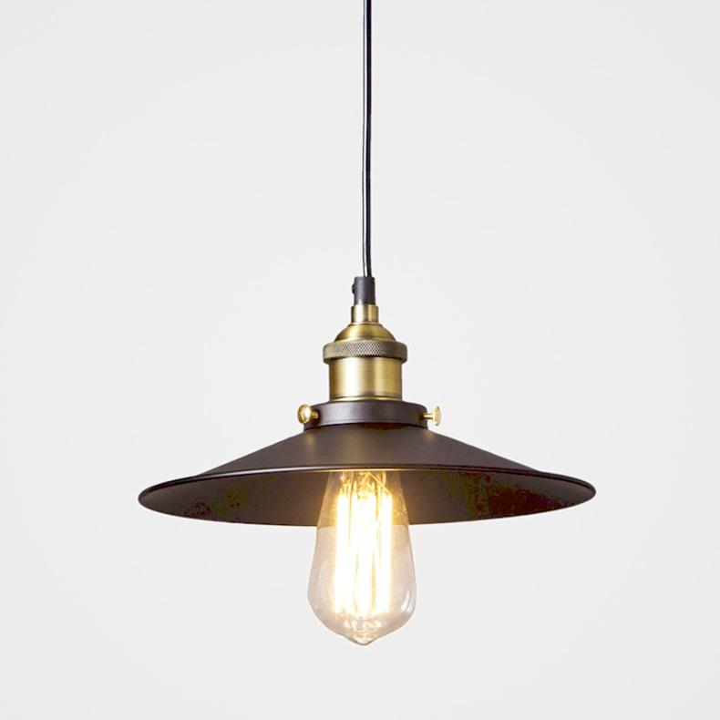 Rustic Loft Pendant Light