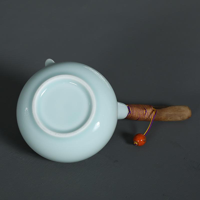 Hand-made Japanese Style Celadon Teapots