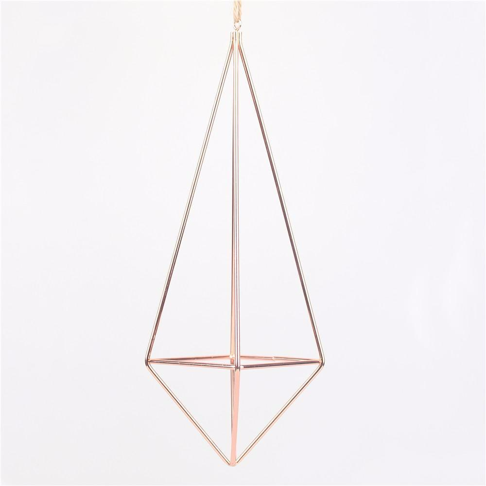 Rose Gold Plant Hanger
