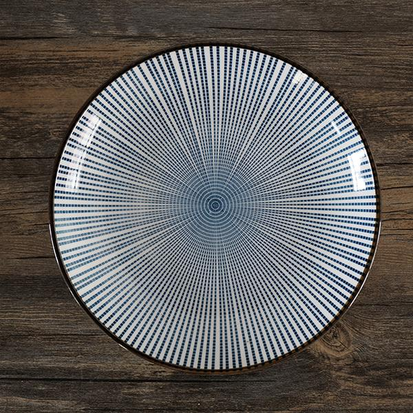Kokoro™ - Traditional Japanese Dinner Plate Set