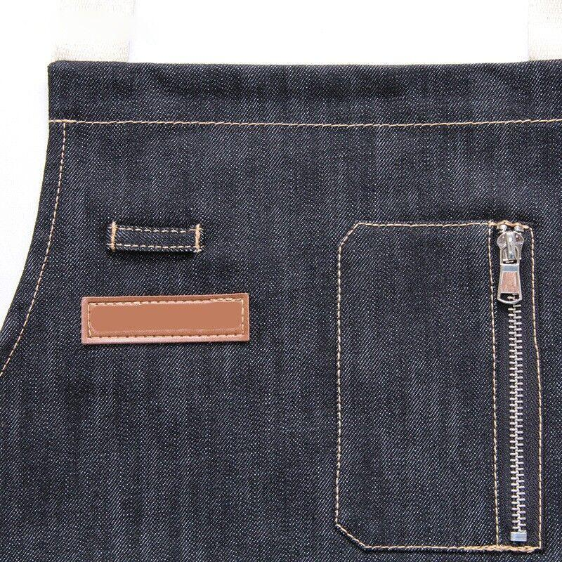 Multi Size Denim Apron