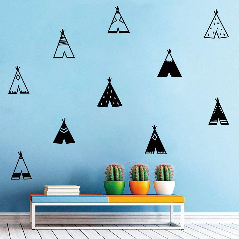 Teepee Wall Decal