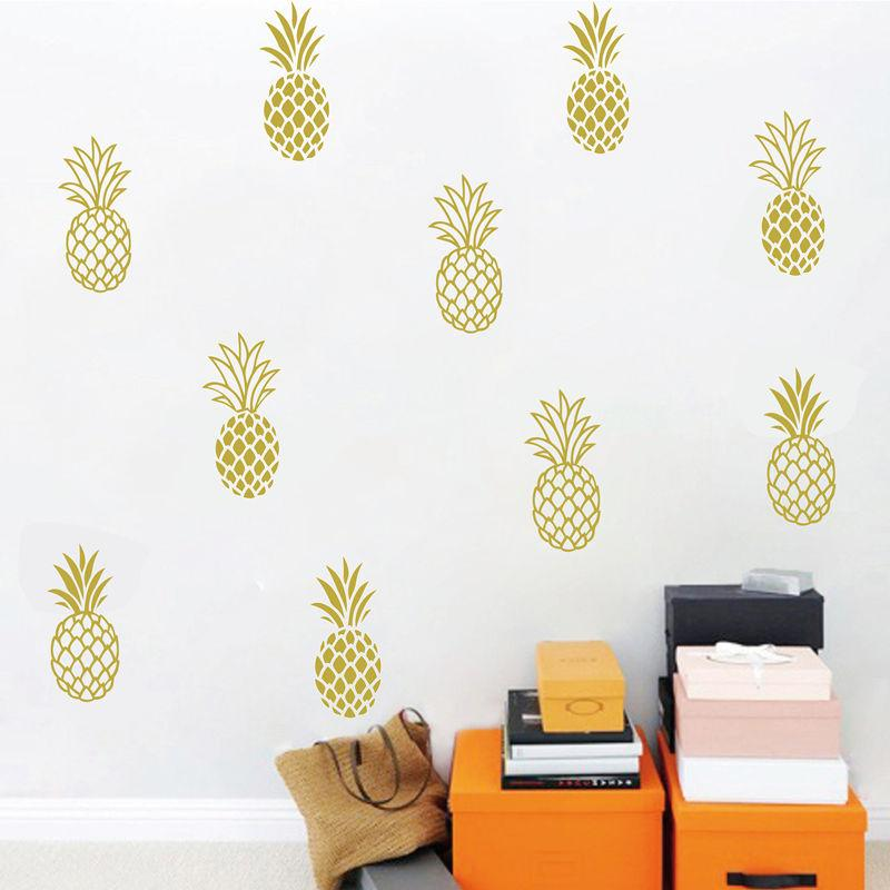 Pineapple Wall Decals