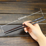 Kokoro™ - Traditional Japanese Chopsticks Set