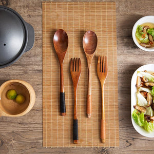 Skov™ - Wooden Cutlery Set