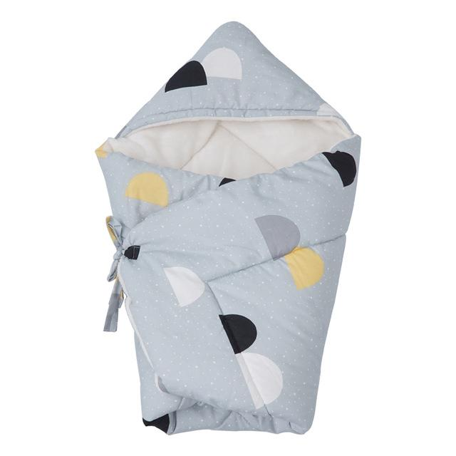 Baby Quilted Swaddle Wrap