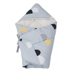 Quilted Swaddle Wrap For Babies Ivy And Wilde