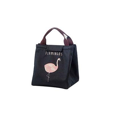 Animal Print Thermal Insulated Lunch Bag