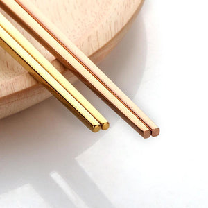 Luxe™ White - Chopsticks Set
