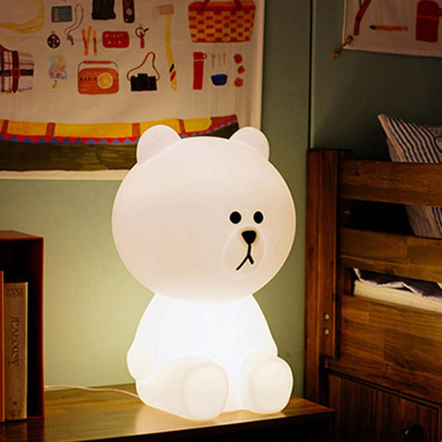 Animal Night Lamp