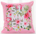 Tropical Flamingo Cushion Cover