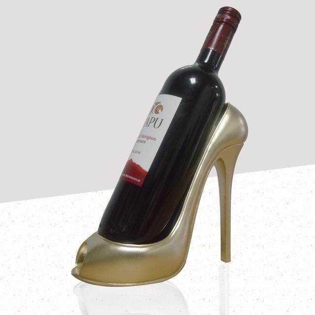 High Heels Wine Rack