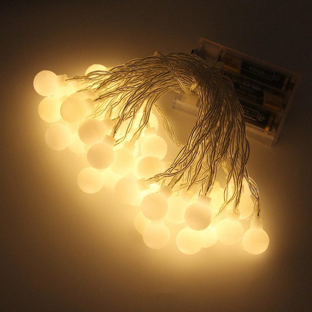 Mini Light Bulb Fairy Lights