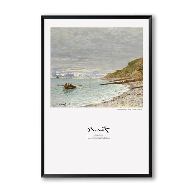 Beach Landscape Canvas Wall Art