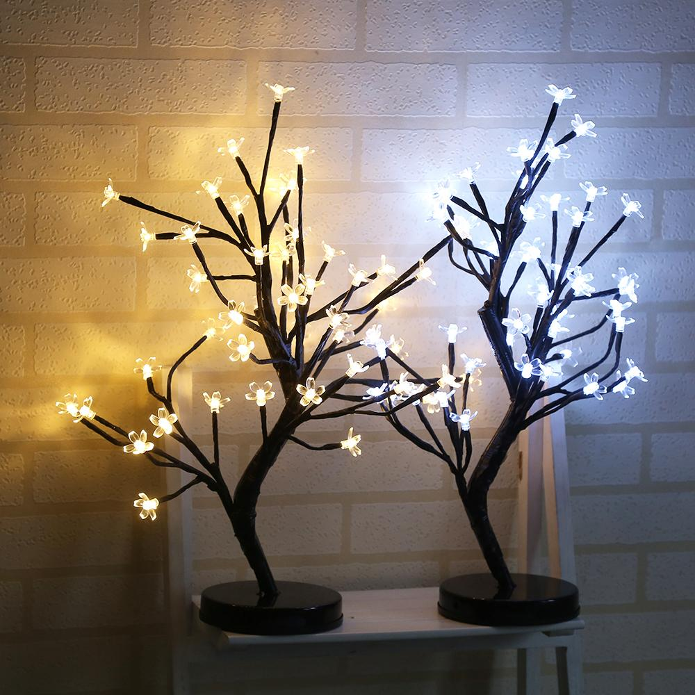 Cherry Blossom Tree Night Light