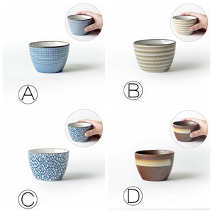 Kokoro™ - Traditional Japanese Tea Cup Set