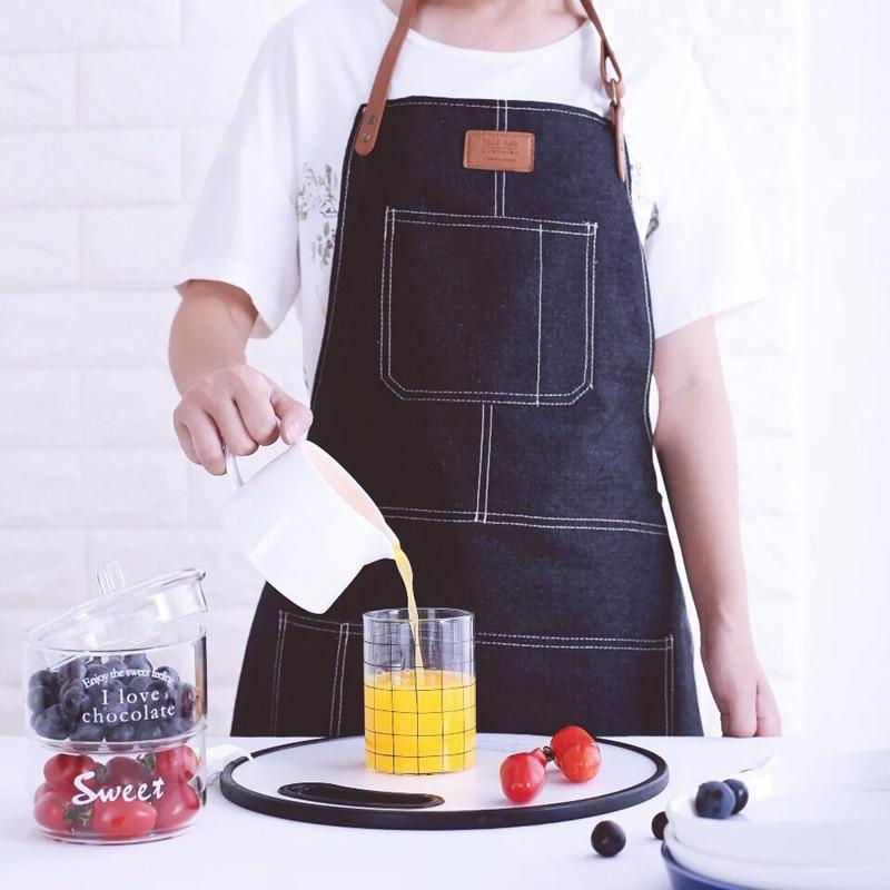 Multi Color Denim Aprons