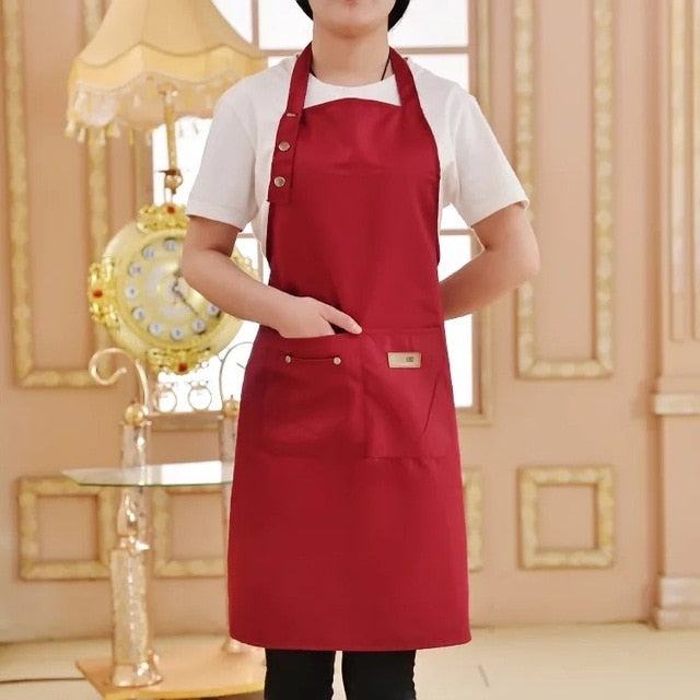 Heavy Cotton Apron