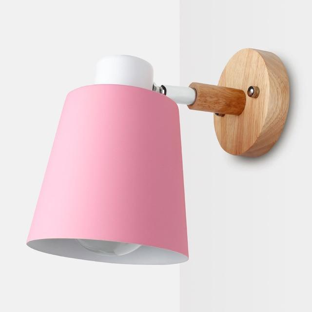 Nordic Adjustable Wall Mount Lamp