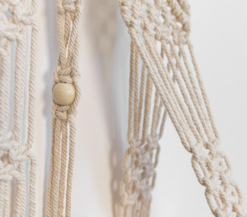 Macrame Wall Hanging Shelf