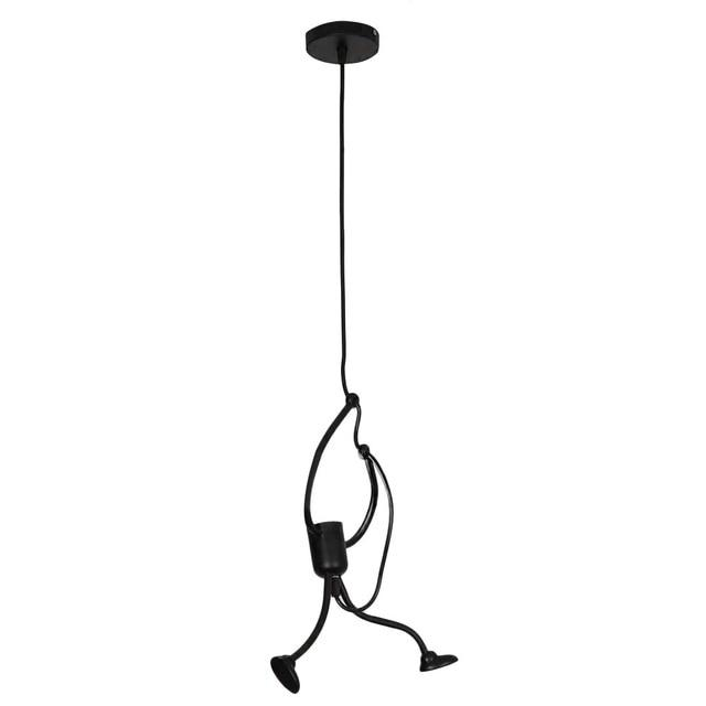 Hanging Man Pendant Light