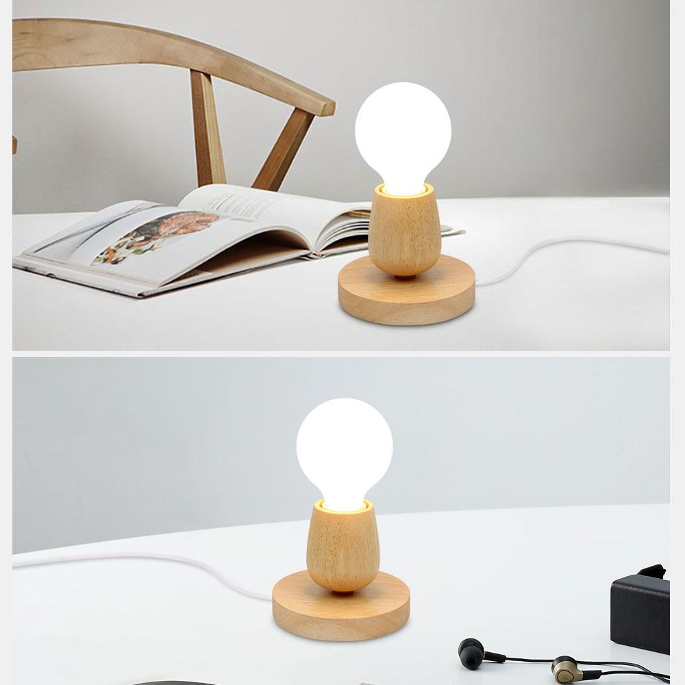 Minimalist Modern Table Lamp