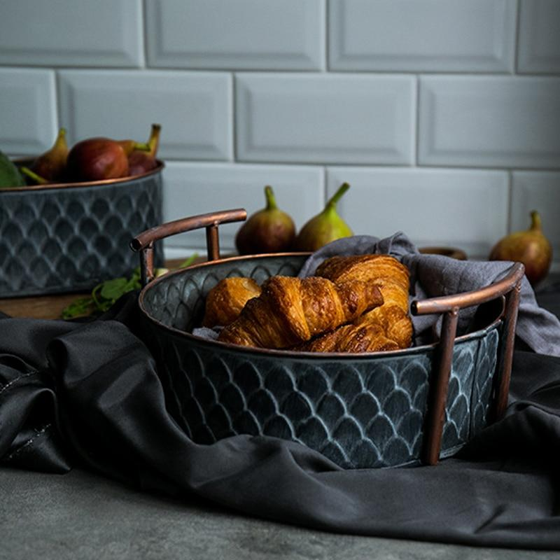 Vinte™ - Iron Fruit Basket