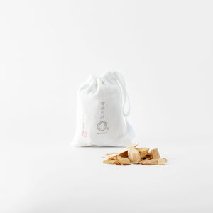 Hiba Wood Chip Sachet