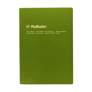 Rollbahn Note Notebook